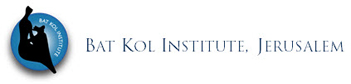 Bat Kol Institute logo and link